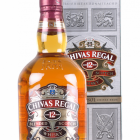 Chivas Regal 12 yo – 40% – 1,5 L (Carton Box)