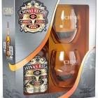 Chivas Regal 12 yo – 40% – 700 ml (2 Glass Pack)