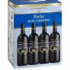 Recas Schwaben Wein Merlot , Bag-In-Box 3 L, Demisec
